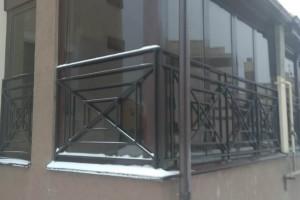 Раздвижные окна и двери